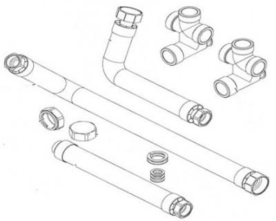 accessoires chaudi re fioul condensation tube flexible chappee thionville 57100. Black Bedroom Furniture Sets. Home Design Ideas