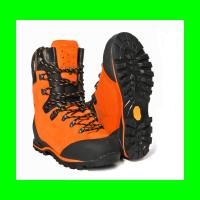 Chaussures de securité FOREST HAIX hautes protector orange taille 46 EBM DISTRIBUTION