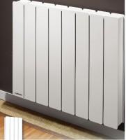 Radiateur PEGASE  2 horizontal 1000w blanc APPLIMO