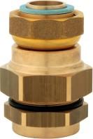 Raccord FLEXICLIC diamètre 25mm femelle JPG G3/4 CLESSE