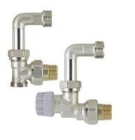 Kits hydrocablés thermostatique double panneau 1/2-16 COMAP