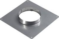 Plaque d'étanchéité haute inox Diamètre 200/206mm TEN