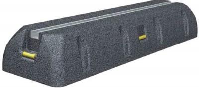 Support sol 600mm avec petit rail x2 SUMO
