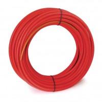 Tube PER gain 20x1,9mm couleur rouge longueur 50m COMAP