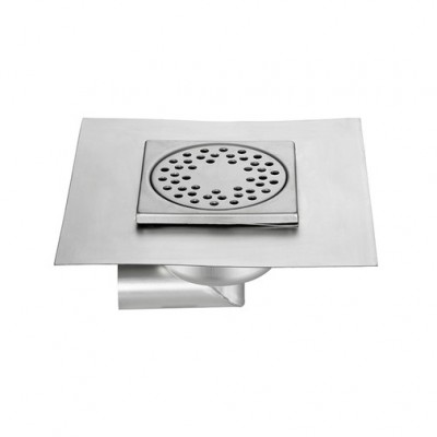 Siphon inox 150x150mm LIMATEC