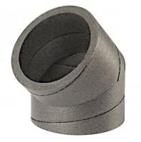Coude Ubiflu X iso diamètre 160mm 45° UBBINK