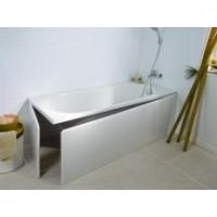 Tablier de baignoire universel IVA longueur 160cm blanc BASIC SEGMENT