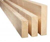 Sapin 100x225x5000mm pour charpente traité classe 2, d'Europe