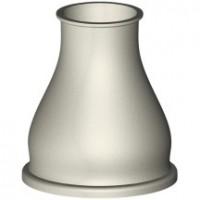 Cone WC 30X65 Blanc 2306-b Vrac - GRIPP