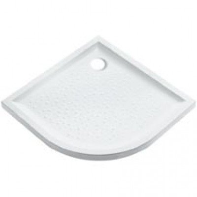 receveur d angle prima 80cm extra plat blanc allia rennes 35920 d stockage habitat. Black Bedroom Furniture Sets. Home Design Ideas