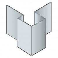 Profil coin extérieur asymétrique C05 3M