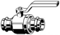 Vanne à sertir 227010 DN18 - VIEGA