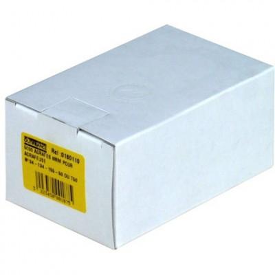Agraffes type A 6mm boîte de 5000 pièces HILAIRE Lot de 2