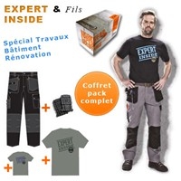 Coffret Expert & fils taille 42