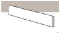 Grès cérame émaillé plinthe tandem temis 8x33cm MARAZZI IBERIA SA (ESPAGNE)
