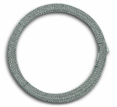 Câble acier diamètre 2mm 10ml