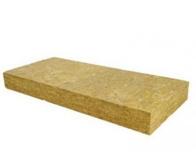 Laine de roche  ROCKFACADE 130mm 135x60/ 5 panneaux R= 37 ROW - ROCKWOOL FRANCE SAS