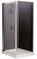 Paroi de douche fixe BORA 76-82 CMX 195cm épaisseur 6mm ALUTRADE