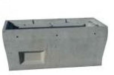 Corps de chambre béton L2T avec fond  MAN - MIALANES