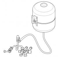 Kit ALFEA expansion sanitaire duo ATLANTIC SIC