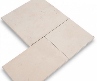 Dallage SAONA ton pierre 50x50cm épaisseur 2,3cm MARLUX