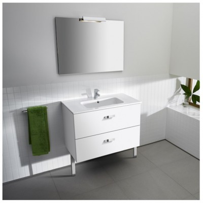 meuble unik victoria 120cm blanc roca le mans 72000 d stockage habitat. Black Bedroom Furniture Sets. Home Design Ideas