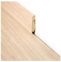Plinthe QUICK-STEP standard 1653 chêne vieilli patiné 12x58x2400mm DMBP DISTRI MAT. BOIS-PANNEAUX