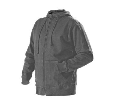 sweat coton capuche gris xxl brives charensac 43 700. Black Bedroom Furniture Sets. Home Design Ideas