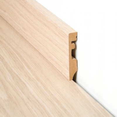 plinthe quick step parquet 1283 ch ne verni blanc planche 14x77x2790mm dmbp distri mat bois. Black Bedroom Furniture Sets. Home Design Ideas