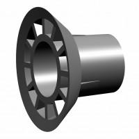 Embout conique pour entretoise 26mm (500) PLAKA GROUP FRANCE