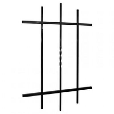 grille de d fense droite antirouille 45x120cm lahfer. Black Bedroom Furniture Sets. Home Design Ideas
