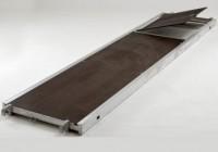 Plancher avec trappe, en aluminium et bois R08 3x0,85m TUBESCA-COMABI