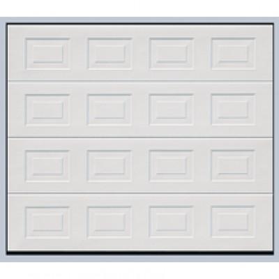 Porte de garage sectionnelle europro double paroi k7 sans for Porte de garage sectionnelle tubauto europro