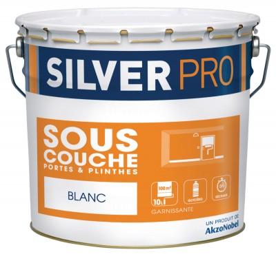 Peinture Impression SousCouche Portes Pour Plinthe Glycro Blanc L