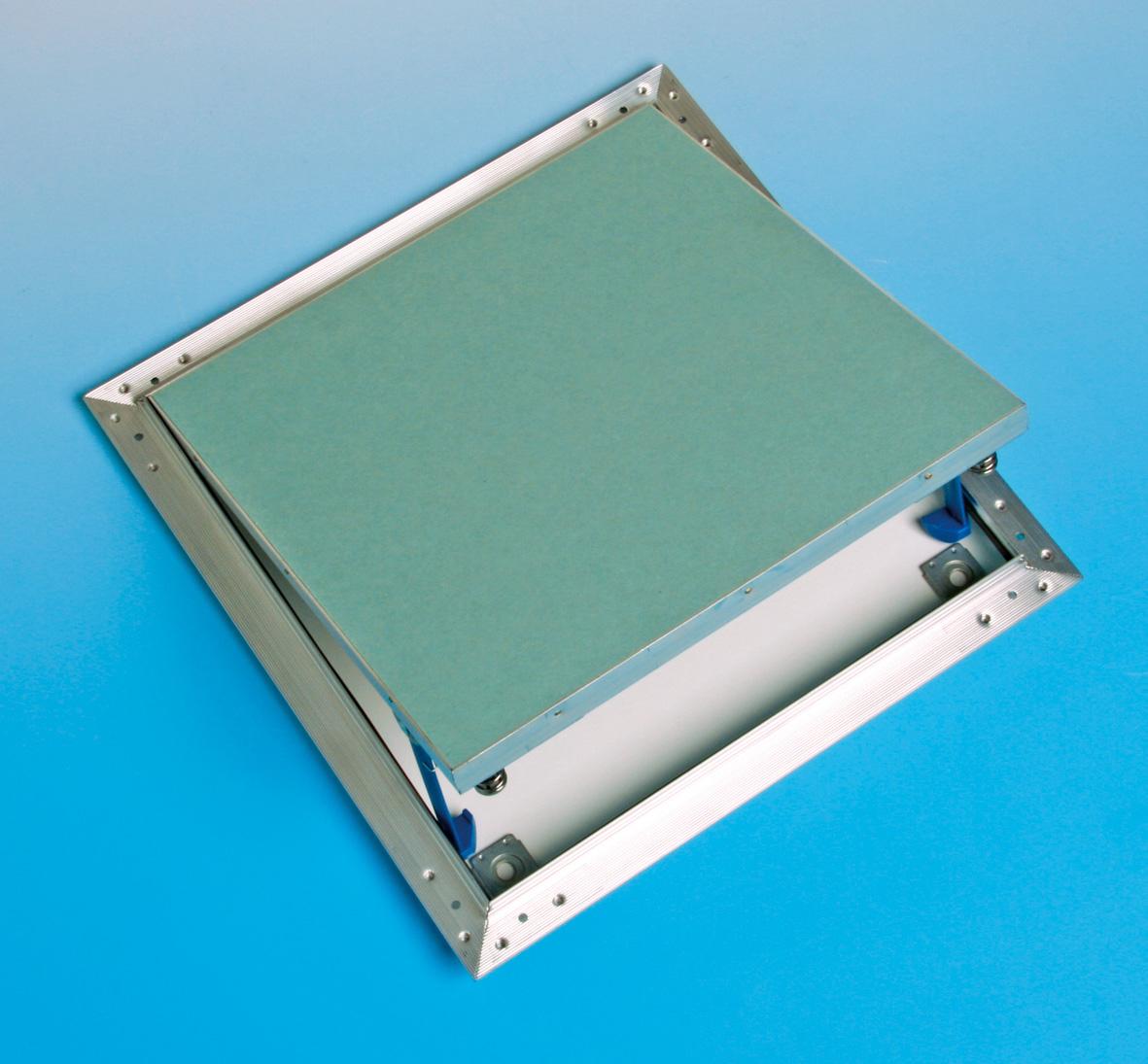 trappe de visite aluminium hudrofuge 400x400mm gu rande. Black Bedroom Furniture Sets. Home Design Ideas