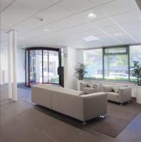Panneau de plafond Tonga E Blanc 09 T15 épaisseur 20mm 600x1200mm