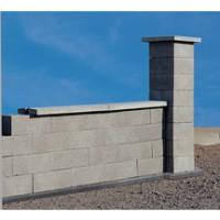 Chaperon mur 20 EVENE gris 50x30x5cm PIERRA