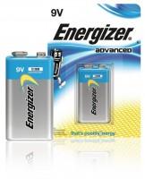 Pile 6LR61 9V Alcaline Energizer B1 ENERGIE DISTRIBUTION