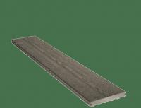 Lame de terrasse élégance structurée gris anthracite 23x180x4000mm SILVADEC