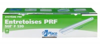 Entretoise PRF STIL F 530 longueur 0,6m(50) PLACOPLATRE SA