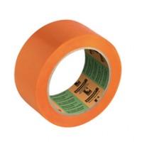 Adhésif PVC 6095 orange de dimensions 33mx55mm en paquet de 5+1