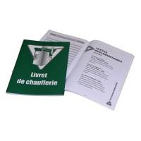 Livret chaufferie 50 pages SELF CLIMAT 215021