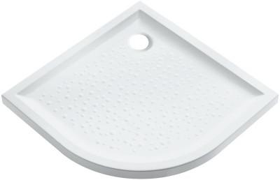 Receveur angle PRIMA 90cm extra-plat blanc ALLIA