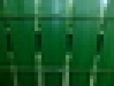 Kit lame d'occultation PVC P/GR Rec hauteur 1,23m vert ARCAL