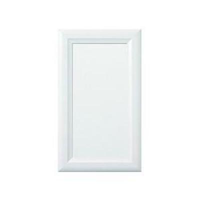 Façade CONCERTO 59,4cm cadre blanc