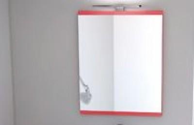 Miroir EGOISTE longueur 55cm DECOTEC
