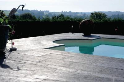 dalle ardoisi re 60x40x3 5cm gris pierra versailles 78000 destockage habitat. Black Bedroom Furniture Sets. Home Design Ideas