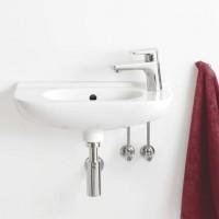 Lave-main ONOVO 50x25cm avec trop plein blanc VILLEROY ET BOCH