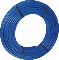 Tube PER nu 16x1.5mm bleu 120m COMAP