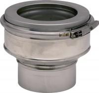 Raccord OPSINOX simple/double paroi diamètre de 153/200mm TEN